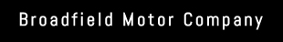 Broadfield Motor Company logo