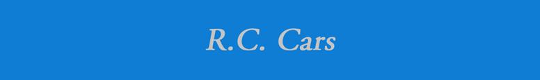 R C Cars Ltd