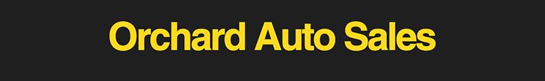 Orchard Auto Sales
