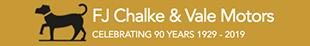 FJ Chalke Nissan Business Centre logo
