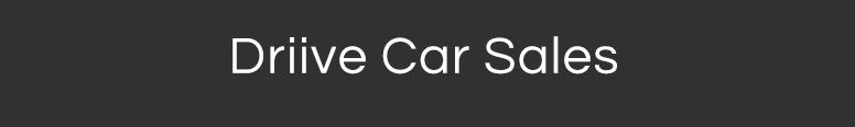 Driive Car Sales