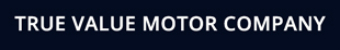 True Value Motor Company logo