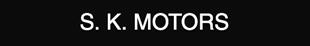 S K Motors logo