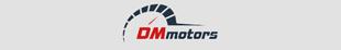 D M Motors logo