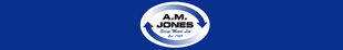 A&M Jones Car Sales logo