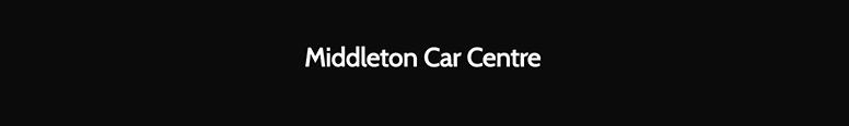 Middleton car centre