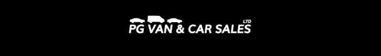 Pg Van and car sales