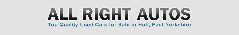 All Right Autos Logo