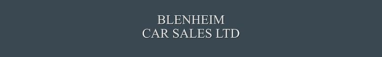 Blenheim Car Sales (Wolverhampton)ltd
