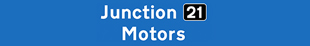 Junction 21 Motors logo
