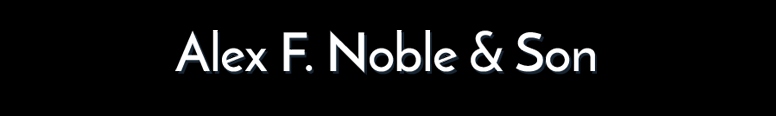 A F Noble & Son Subaru Logo