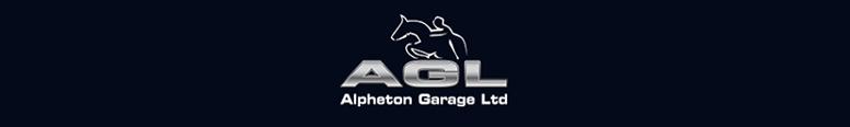 Alpheton Garage Ltd Logo