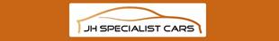 J H Specialist Cars logo