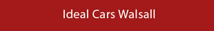 Ideal Cars Walsall logo