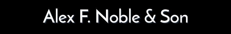 A F Noble Nissan Logo