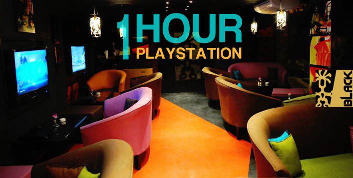 1 Hour of PS3 Gaming