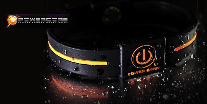 Energizing Power Core Wristband