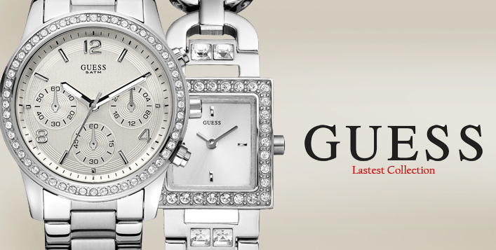 600 EGP discount off Guess Watches