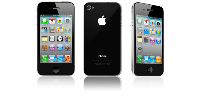 iPhone4s 32GB (Black)