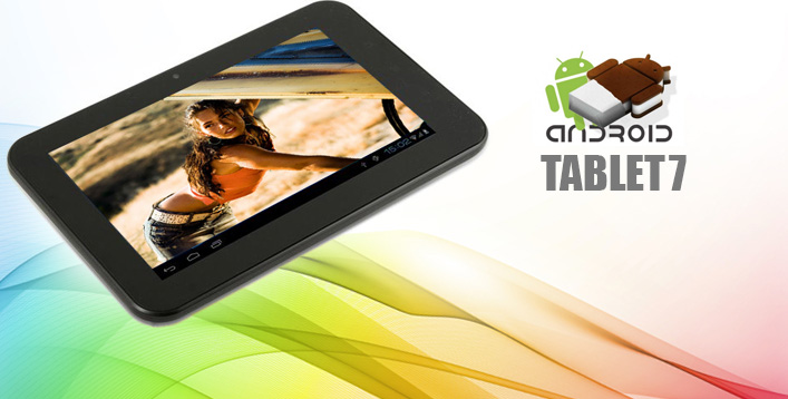 Android OS Tablet