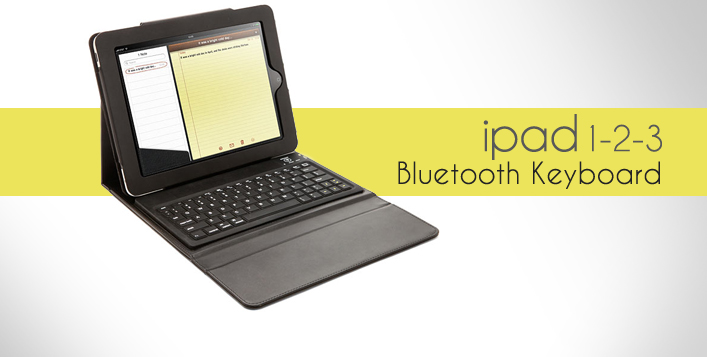 All iPads Bluetooth Keyboard