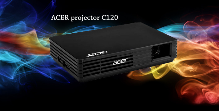 "25"" Acer Projector"