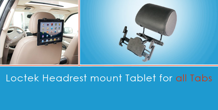 iPad Car Holder