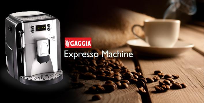 gaggia unica automatic espresso machine