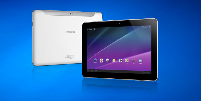 "10.1"" Galaxy Tab (White)"