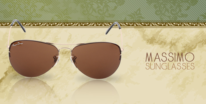 Stylish In Vogue Massimo Sunglasses
