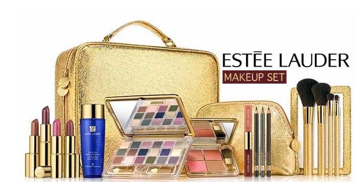 Estee Lauder Soft Neutral Makeup Sets
