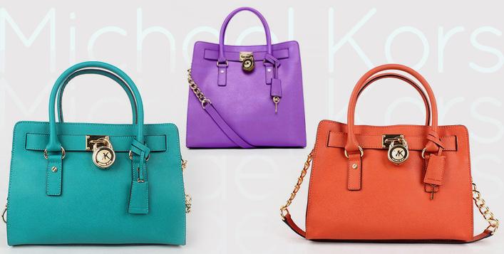 Authentic Michael Kors Designer Handbag