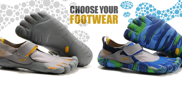 which vibram five fingers to choose