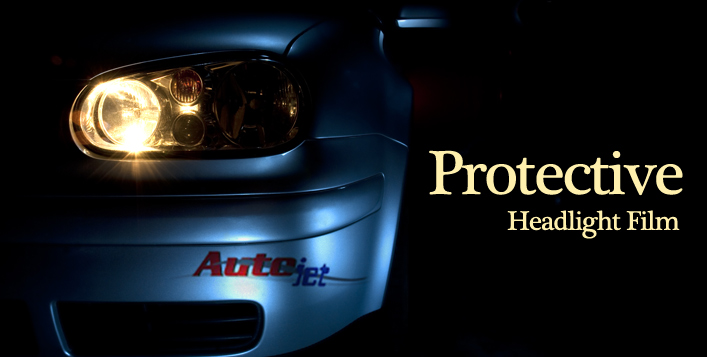 Headlight Film from Auto Jet