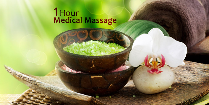 60-minute Medical Massage