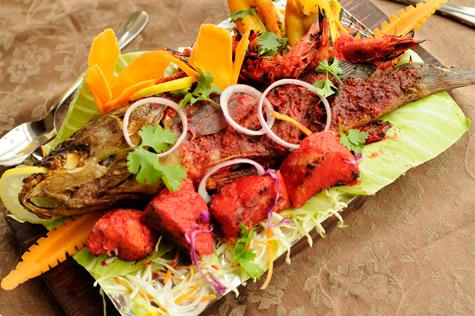 continents veg food
