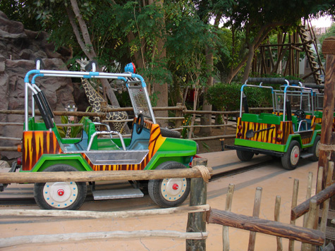 Jungle Land Admission And Lion Show