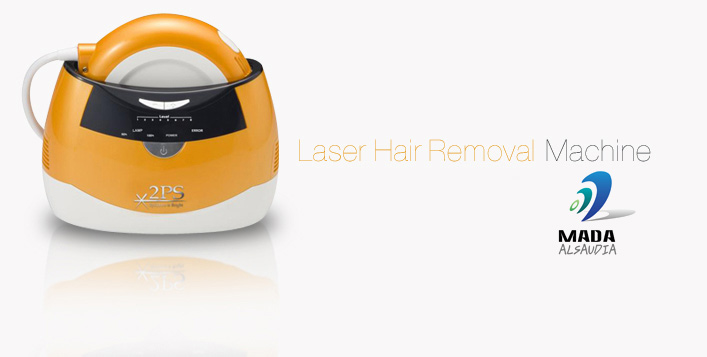 IPL Hair Removal Device from MADA Al Saudia