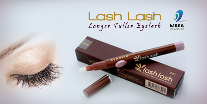 LashLash Serum for Longer eyelashes