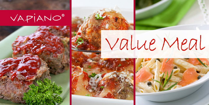 Anything on the menu at Vapiano