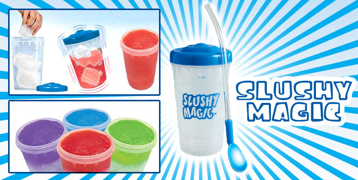 magic slushy maker instructions