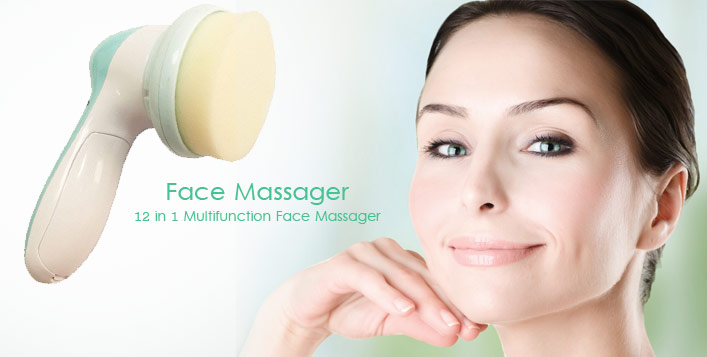 Home Face Massager