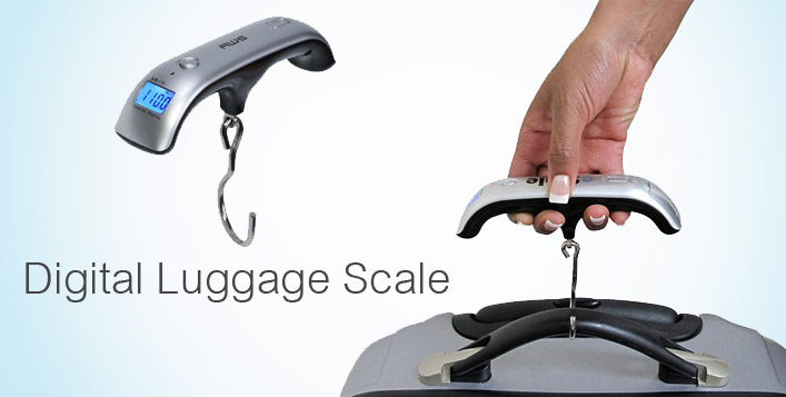 LED Luggage Scale