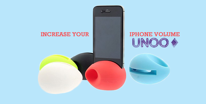 iPhone Egg Speaker