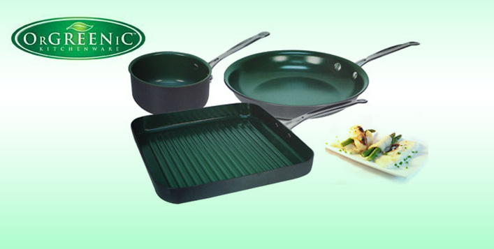 7 pc Set Cookware