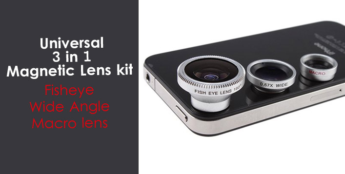 Magnetic Lens kit