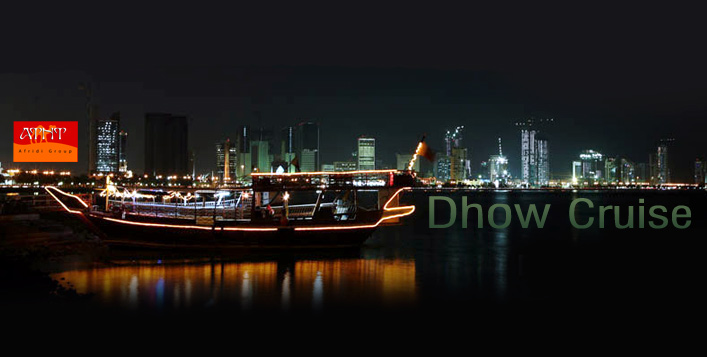 Enjoy a 2-Hour Dhow Cruise with a Buffet