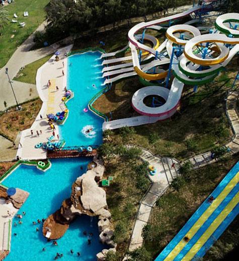 Dreamland Aqua Park Tickets & Transportation