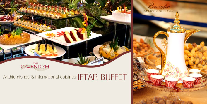 Iftar Buffet at Bonnington Hotel