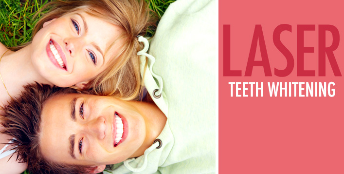 Teeth Whitening and Dental Checkup